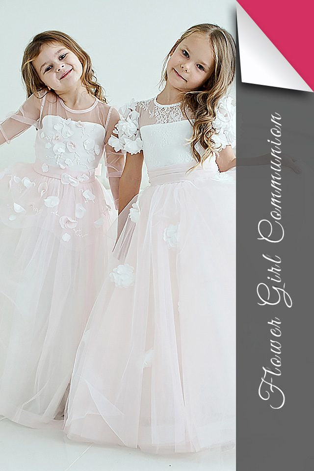 Click to view Flower Girl Collection