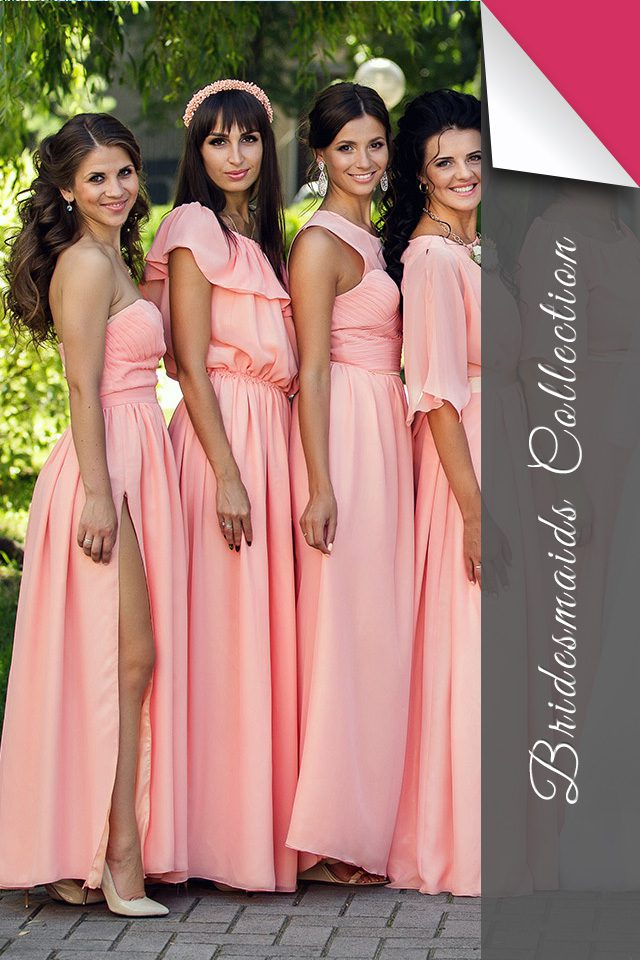 Click to view Bridesmaids Collection